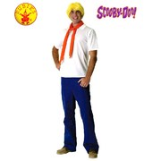 Fred Adult Costume (Scooby Doo)