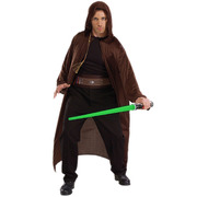 Jedi Blister Set Costume Accessory Kit - Adult