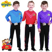 Wiggles Costume - Child Size 3-5