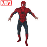 Spider-Man Muscle Chest Costume - Mens