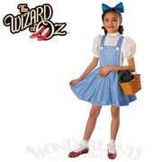 Dorothy Deluxe Costume - Girls - Small