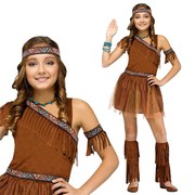 Give Thanks Tween (Indian Girl) Costume
