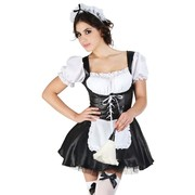 French Maid Costume - Adult