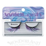 Ardell Pale Blue Purple False Eyelashes