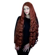 Ariel 'Mermaid' Long Auburn Wig