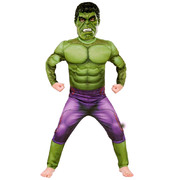 Boys Hulk Boxed Costume (Avengers: Age of Ultron)