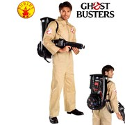 Ghostbusters Costume - Adult - Standard Size