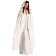 Arwen White Cloak - Adult