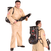 Ghostbusters Mens Costume - Plus Size