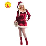 Santa's Helper Costume - Womens Plus