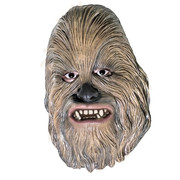 Chewbacca 3/4 Mask - Adult