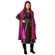 Anna Deluxe Frozen 2 Costume - Adult