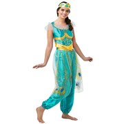 Jasmine Live Action Aladdin Costume - Adult