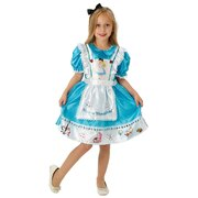 Alice in Wonderland Deluxe Costume - Child