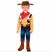 Woody Toy Story 4 Deluxe Costume - Child