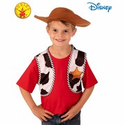 Woody Toy Story 4 Vest & Hat - Child