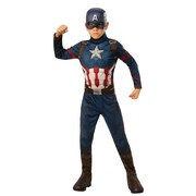 Captain America Classic Avengers Endgame Costume - Child