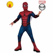 Spider-Man Far From Home Red/Blue Deluxe Suit - Child