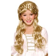 Enchanted Princess Blonde Wig - Child Size