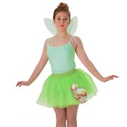 Tinker Bell Tutu & Wings Set - Size XS