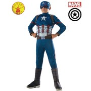 Captain America Civil War Costume - Child