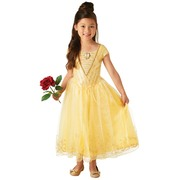 Belle Live Action Deluxe Child Costume