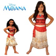 Moana Deluxe Costume - Girls