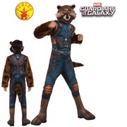 Rocket Raccoon Deluxe Costume - Child