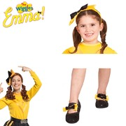 Emma Wiggle Headband & Shoe Bows