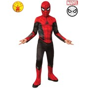 Spider-Man Far From Home Red/Black Suit - Child