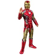 Iron Man Deluxe Costume Avengers Endgame - Child