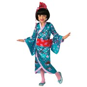 Cherry Blossom Japanese Princess Costume - Child