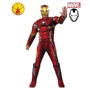 Iron Man Civil War Deluxe Costume - Adult