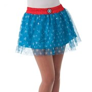 Captain America Sequin Tutu Skirt