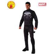 Punisher Deluxe Costume - Adult