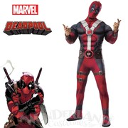 Deadpool Deluxe Costume - Adult