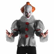 Pennywise 'IT' Deluxe Costume Kit - Adult