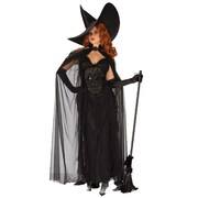 Elegant Witch Costume - Adult