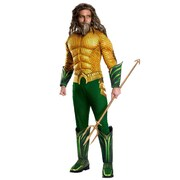 Aquaman Deluxe Costume - Adult