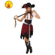 Pirate Lady Buccaneer Costume - Adult