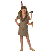 Native American Girls Costume - Medium