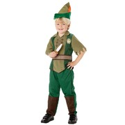 Peter Pan Costume - Boys