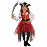 Princess of the Seas Pirate Costume - Girls