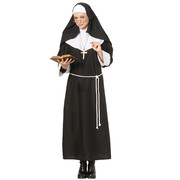 Nun Costume 3 Piece - Adult