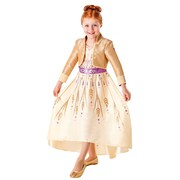 Anna Frozen 2 Prologue Costume - Child Small