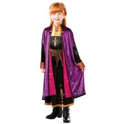 Anna Frozen 2 Deluxe Travelling Costume - Child