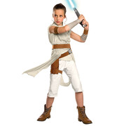 Rey Deluxe Costume Star Wars Episode 9 - Child