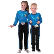 Anthony (Blue) Wiggle 30th Anniversary Costume - Child