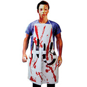 Bleeding Apron with attached Weapons