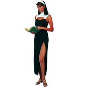 Sister Sin Nun Costume - Adult